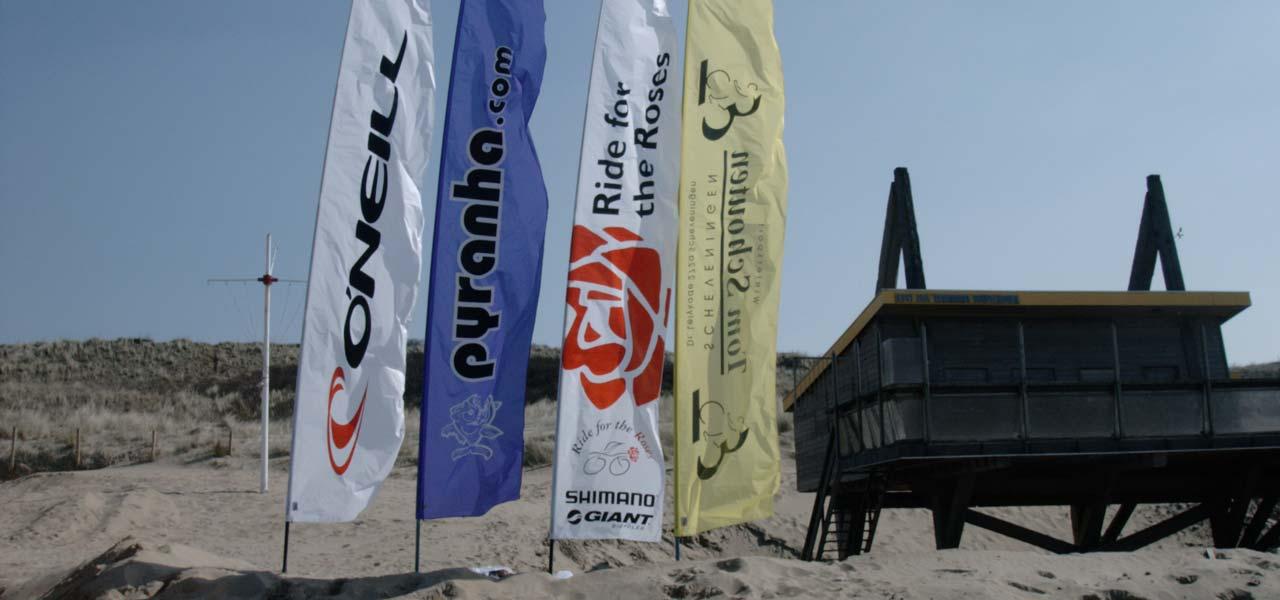wat zijn beachflags